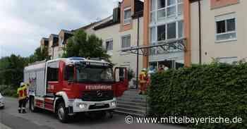 Feuer im Seniorenheim in Parsberg - Region Neumarkt - Nachrichten - Mittelbayerische