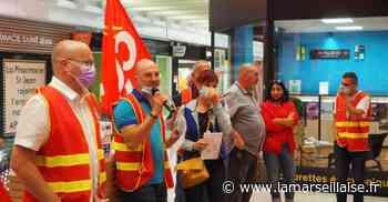 Le Carrefour de Port-de-Bouc confirme la cession du magasin, la CGT appelle à résister - Journal La Marseillaise