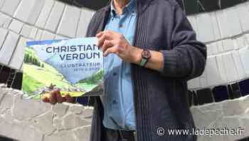 Cahors. Christian Verdun dédicace - LaDepeche.fr