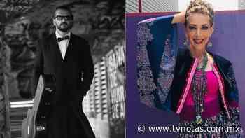 Ricardo Arjona rinde homenaje a Edith González por aniversario luctuoso - TVNotas