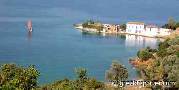 The Dark History of The Greek Island Paradise of Trikeri - Greek Reporter