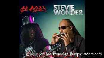 """Guns N' Roses and Stevie Wonder Mashup, """"Livin' For The Paradise City""""   100.7 WZLX   Chuck Nowlin - iHeartRadio"""