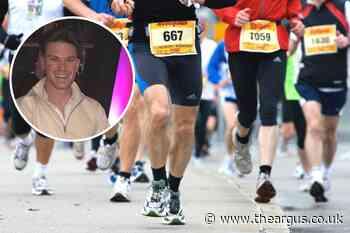 Brighton Uni Student running marathon for Cancer Research UK
