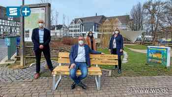 Diese Bank in Hilchenbach hat keinen Platz für Ausgrenzung - WP News