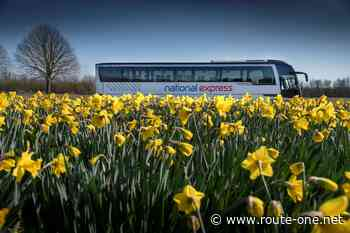 National Express carbon offset for coach passengers launched