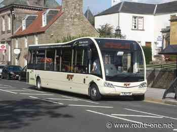 Scottish bus support extended as capacity dialogue continues