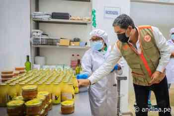 Huánuco: inauguran nueva planta procesadora de granadilla en Santa María del Valle - Agencia Andina