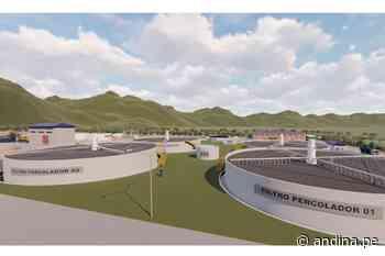 Huánuco: Vivienda informa sobre beneficios e importancia de planta de tratamiento de agua - Agencia Andina