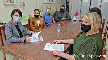 Grendacc e Prefeitura de Jarinu ampliam termo de cooperação para atendimentos - Prefeitura Municipal de Jarinu