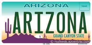 Arizona license plate production halted by aluminum shortage
