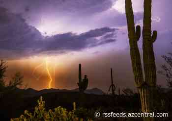 Monsoon 2021: 'Equal chances' for above, near or below average rainfall for most of Arizona