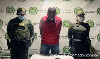 Capturan un obrero con un arma de fuego en Santa Marta - El Informador - Santa Marta