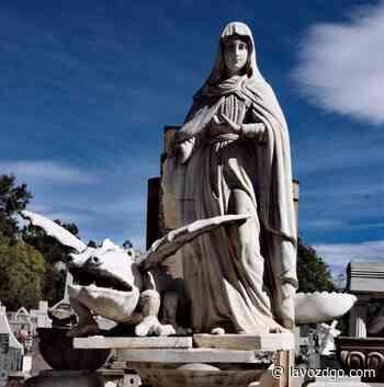 Santa Marta y la Tarasca, devoción funeraria en la agenda del Museo de Arte Funerario - La Voz de Durango