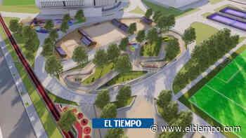 Así será el Complejo Deportivo de Arenas que tendrá Santa Marta - El Tiempo