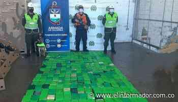 La cocaína incautada en el puerto de Santa Marta iba para Bélgica - El Informador - Santa Marta