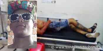 A alias 'Chupa' asesinado en Santa Marta, lo habría baleado un amigo - El Informador - Santa Marta