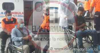 Accidente en la 'Vuelta de Alcalá' en Santa Marta deja dos personas lesionadas - El Informador - Santa Marta