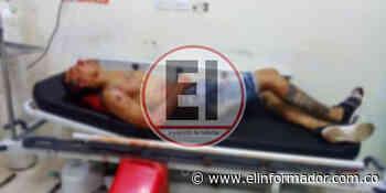 Matan a tiros alias 'El Chupa' en el nororiente de Santa Marta - El Informador - Santa Marta