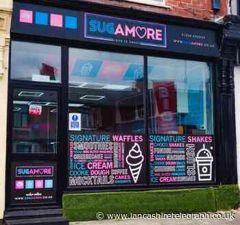 New dessert parlour opens in Blackburn after £60k renovations