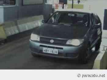 Homem é preso após ser flagrado transitando com carro roubado em Paracatu - Notícias - paracatu.net