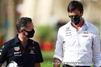 TT GP #16: Wolff, Horner e grandes rivalidades de gravata do esporte - Grande Prêmio
