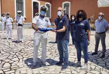 Grottaglie: Consegnata alla Marina fascia di arrivo campionato italiano marcia su strada - Blunote