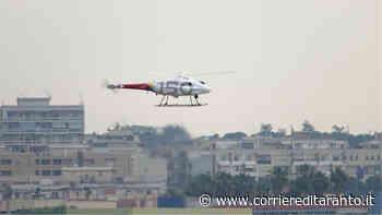 A Grottaglie proseguono prove di volo - Corriere di Taranto