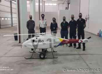 Grottaglie, prove di volo con elicottero senza pilota - Affaritaliani.it