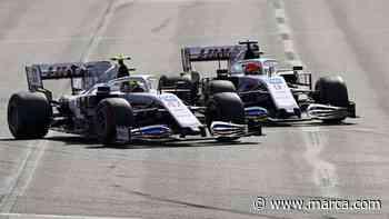 Mazepin: I didn't mean to scare Schumacher - MARCA.com