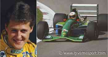 Michael Schumacher: German legend's first-ever F1 car is up for sale for astonishing sum - GIVEMESPORT