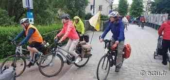 Val d'Europe, Villeparisis... Bientôt un RER V pour aller à Paris à vélo - actu.fr