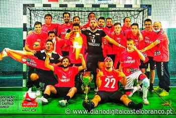 Casa do Benfica em Oleiros é Campeã Distrital de Futsal - Diário Digital Castelo Branco