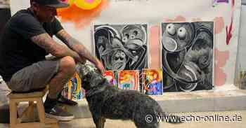 Kunst aus Kalifornien kommt nach Heppenheim - Echo Online