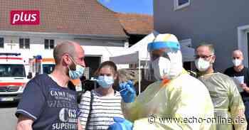 Heppenheim Heppenheim: Harte Zeiten für die Helfer - Echo Online