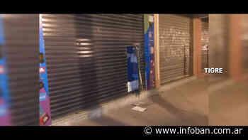 Ricardo Rojas: Robó mercadería de un local de celulares y lo detuvieron a pocas cuadras - InfoBan