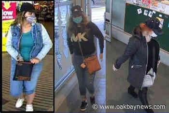 West Shore RCMP searching for a travelling grocery store thieves – Oak Bay News - Oak Bay News