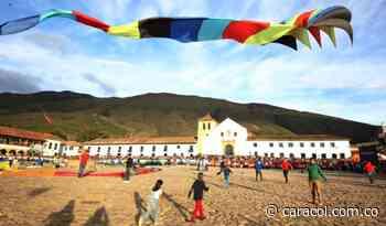 Villa de Leyva pidió visto bueno para Festival de Cometas y otros eventos - Caracol Radio