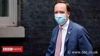 Health Secretary Matt Hancock to address MPs on Covid-19