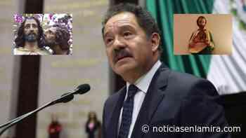 Ignacio Mier espera que en San Lázaro haya 'muchos Judas' del PRI - Noticias en la Mira