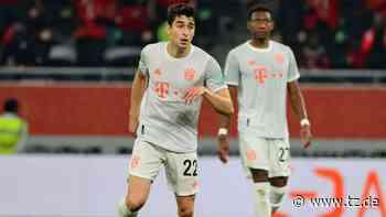 FC Bayern: Roca wird zum Biest! Foto aufgetaucht - Sogar Muskel-Mann Goretzka beeindruckt - tz.de