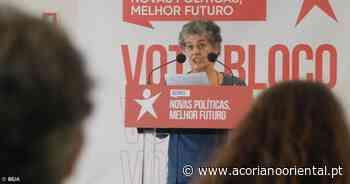 Vera Pires candidata do BE à Câmara Municipal de Ponta Delgada - Açoriano Oriental