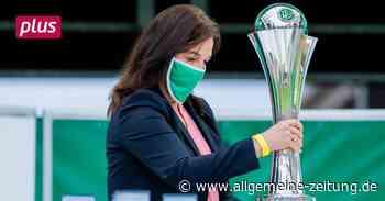 Der SV Ober-Olm spielt im DFB-Pokal - Allgemeine Zeitung