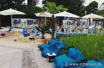 Coburg: Stadtstrand im Rosengarten öffnet - Betreiber ist voller Vorfreude - inFranken.de