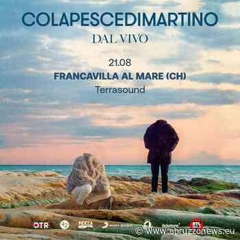 Colapesce e Di Martino in concerto a Francavilla al mare: info e biglietti - Abruzzonews