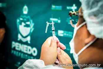 Penedo está aprovada para receber a vacina Pfizer - Cada Minuto