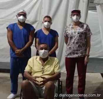 Depois de oito dias internado radialista Luizão da Penedo FM vence a COVID-19 - Geraldo Jose
