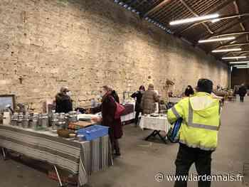 Reprise pour le marché mensuel de la brocante de Launois-sur-Vence - L'Ardennais