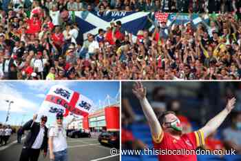 Euro 2020 opening weekend set to be hottest of the year
