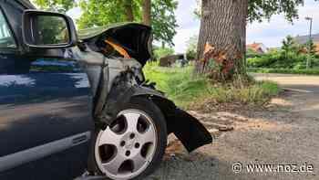 Schwer verletzt: 79-Jähriger prallt mit seinem Auto in Nortrup gegen einen Baum - noz.de - Neue Osnabrücker Zeitung