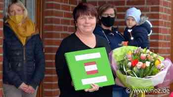 Eltern bedanken sich für tolle Geste: Silke Gatzemeier aus Nortrup gewinnt bei Radio-Aktion und beschenkt Kinder - noz.de - Neue Osnabrücker Zeitung